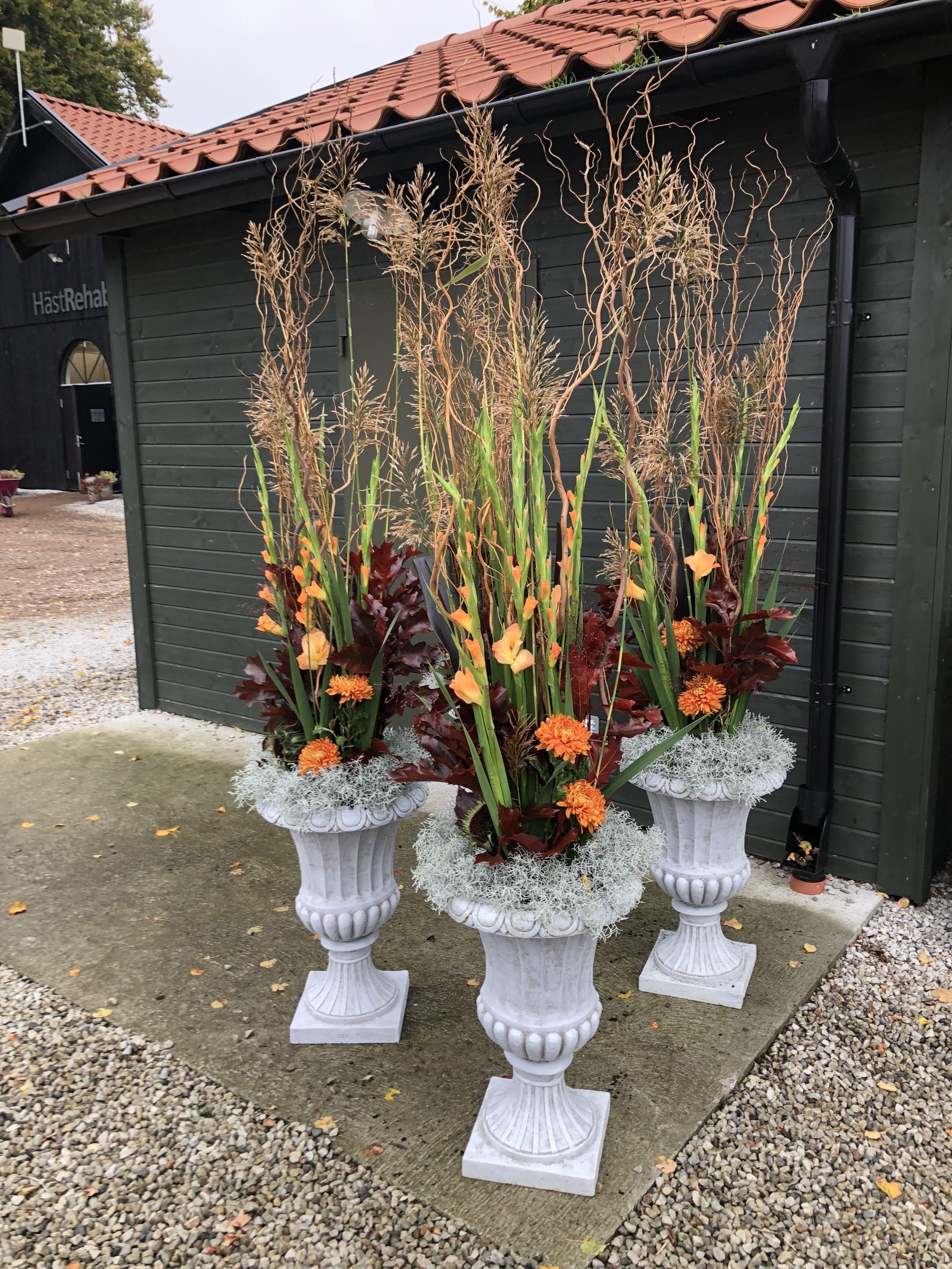 Blomsteraffär i Skurup