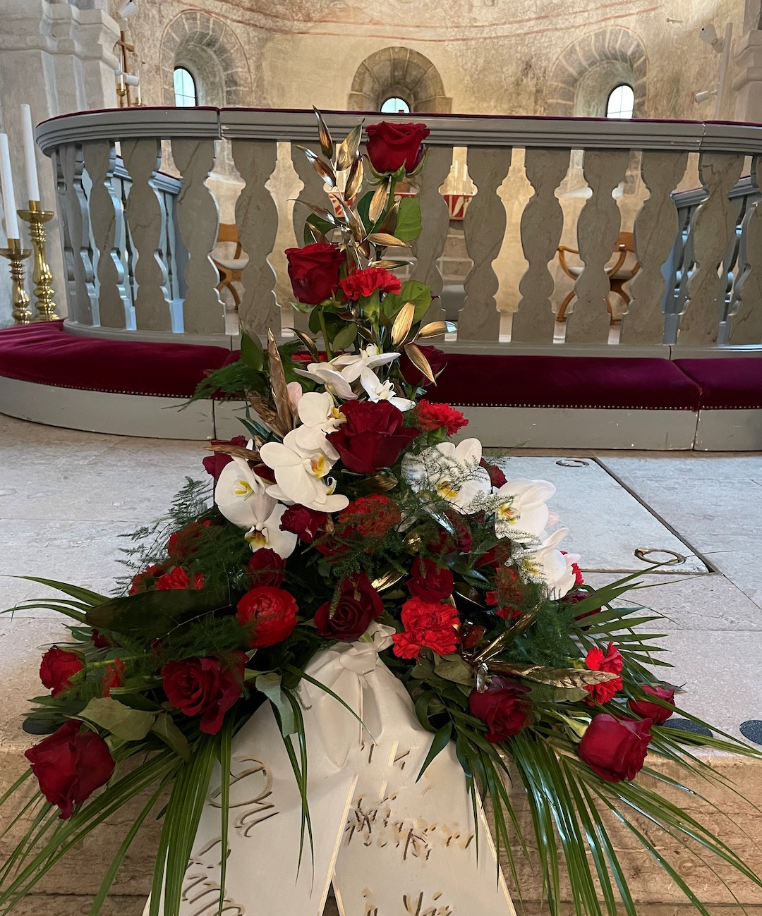 Blomsterbutik Gardeco Kistdekoration